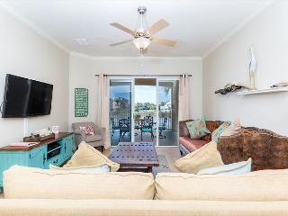 Cinnamon Beach Way 924, Gated, 2 Heated Pools, Tile Floors, Wifi, Spa, Saint Augustine Beach