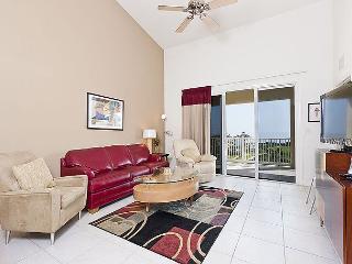 163 Cinnamon Beach, Penthouse 6th Floor, elevator, 2 heated pools, wifi, spa, Palm Coast