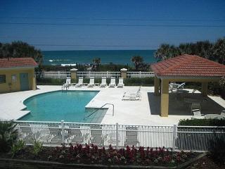 South Beach Club Unit 205, 2nd Floor, Ocean View, Elevator, Flagler Beach