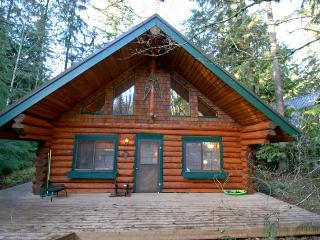 #29  2-Story Pet Friendly Log Cabin, Glacier
