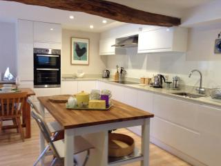 Newly refurbished kitchen at Oak Cottage