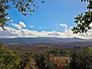 Beautifull Tuscan Farmhouse with breathless view, Lorenzana