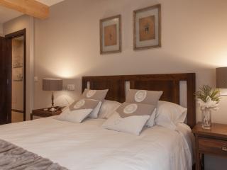 Dormitorio 1 con cama de 1,6