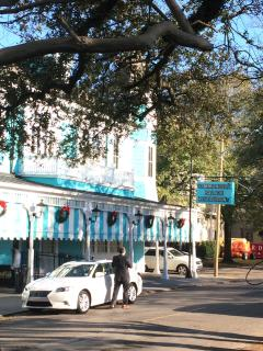 two blocks from Commander's Palace Restaurant, NOLA tradition