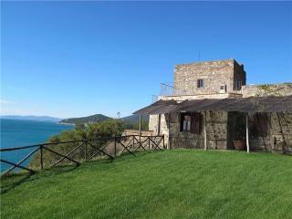 Villa in Talamone, Tuscany, Italy