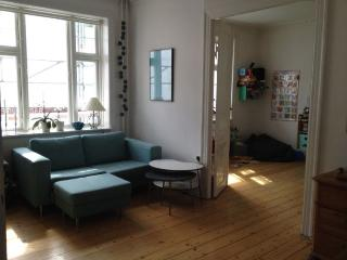 Cosy Copenhagen apartment on quiet road near nice park, Copenhague