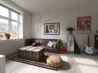 Originally decorated Copenhagen apartment at Vesterbro, Kopenhagen