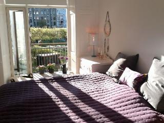 Bright Copenhagen apartment in charming Noerrebro
