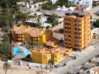 Villas La Posada Complex - includes assigned parking. Villa on ground floor center - north building
