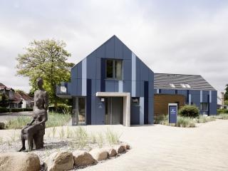 Haus am Deich D1 Architektenneubau 2014, Ostseebad Prerow