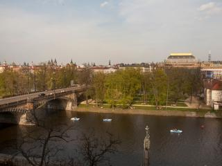 AMAZING  River View  3 bedroom 1.5 Bath 160 M2, Prague