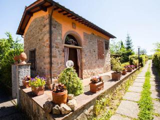 Ancient Hayloft inside a XIV century Villa, Lastra a Signa