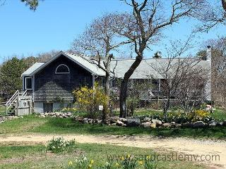 SHADES OF OLD CHAPPAQUIDDICK STYLE WITH WATERVIEWS OF THE SOUND, Edgartown
