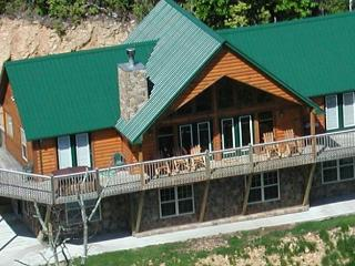 Majestic Views, Game Room, Bose Surround Sound, Tickets For Area Attractions, Pigeon Forge
