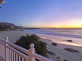 Ivory Sands, 5 Star Clifton bungalow ON the beach