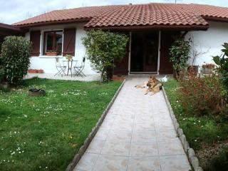 Maison individuelle avec jardin, Hendaye