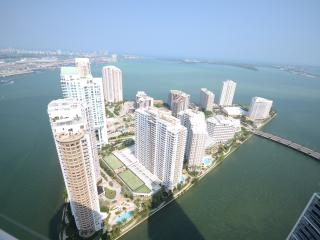 Best highest water view luxry MiamiBrickell54floor