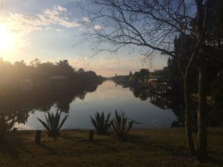 Peaceful Waterfront Haven with Pool & Boat Dock, Palm Coast