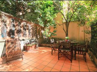 Cozy apartment with charming garden, Mailand