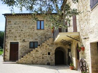 Appartment in a Beautiful Historical Villa, Cannara