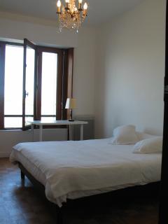 chambre n°1 avec vue sur l'Estuaire