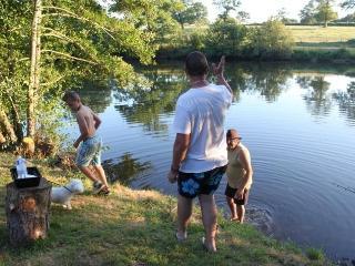 Gites 63  Sécotine et pêche, Lapeyrouse