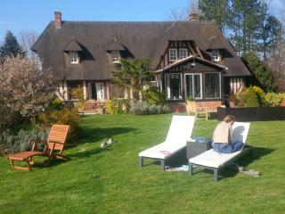 Beautiful Villa close to Deauville/Honfleur