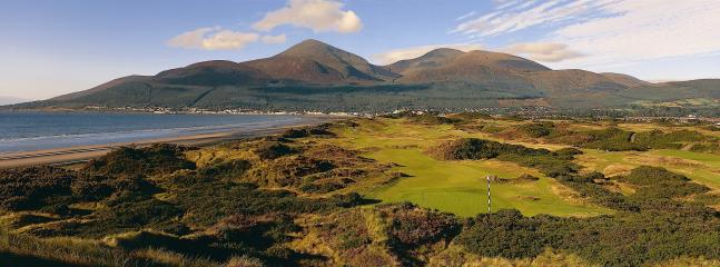 The Royal County Down Golf Club (5 min drive/20 min walk)