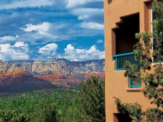1 bedroom condos at the Sedona Summit Resort!