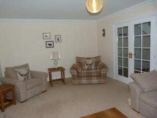 Our more traditional front lounge with plenty of Scottish ambience