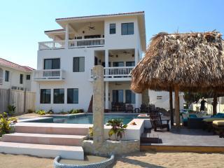 Villa Jammin' Gecko - Placencia Belize, Placência
