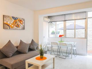 Large apartment in the center with a cozy terrace, Valencia