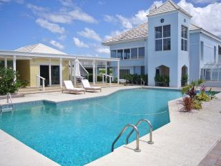Two-Home Direct Oceanfront Family Vacation Estate with Pool & Cabana Bar, Melbourne Beach
