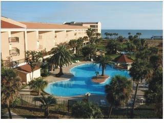 Beautiful Condo on the SeaWall *34, Galveston