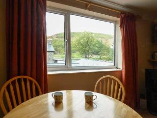 DOLGOCH FALLS, terraced holiday home with WiFi, near Dolgoch Falls, communcal garden with furniture, near Tywyn, Ref 923966