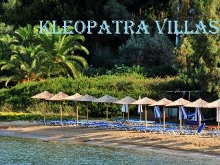 Skiathos beach suite ideal for couples!Silver vacation!