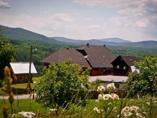 Wooden house Oaza mira, NP Plitvice lakes, Plitvice Lakes National Park