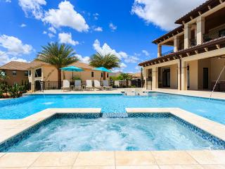 Enjoy Orlando With Us - Reunion Resort - Amazing Spacious 8 Beds 8 Baths Villa