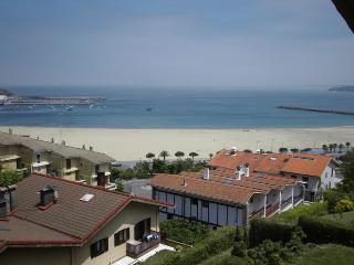 Apartamento con vistas al mar, Hondarribia (Fuenterrabía)