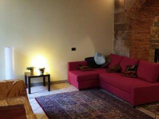 Apartment for rent inside the wall of Lucca.
