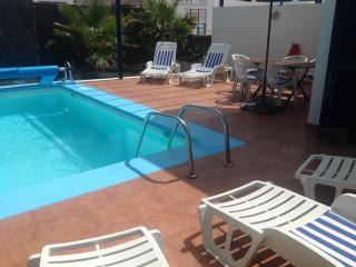 CASA MARGARITA SEA VIEWS PRIVATE HEATED POOL., Playa Blanca