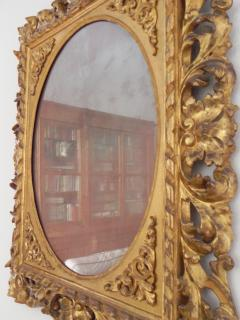 Living Room - Antique mirror