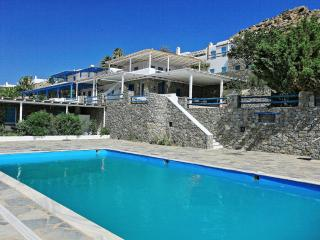 Kleopatra Apartment: Shared pool, 4 people, in Kalafatis Mykonos
