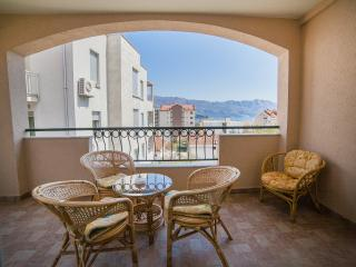 Apartmani Spin - One-Bedroom Apartment with Balcony 5, Budva
