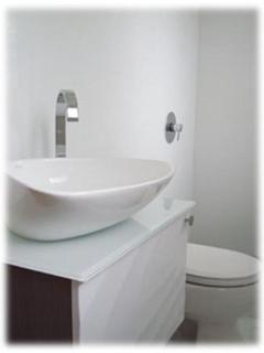 Bathroom 1 in Modern Design