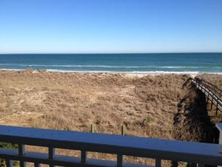 Save $500! Oceanfront Five Bedroom Home With Pool, Carolina Beach