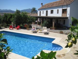 Guesthouse Finca-Limón Andalusien Pizarra (Málaga)