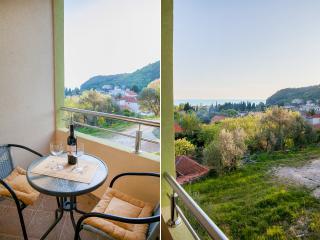 Pansion Nobel - Comfort Double Studio with Balcony 14, Buljarica