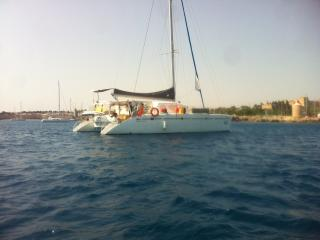 catamaran charter & trips, Bocas Town