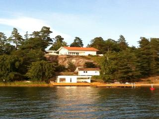Amazing seaside property in Stockhom archipelago